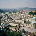 View of Salzberg in the day.